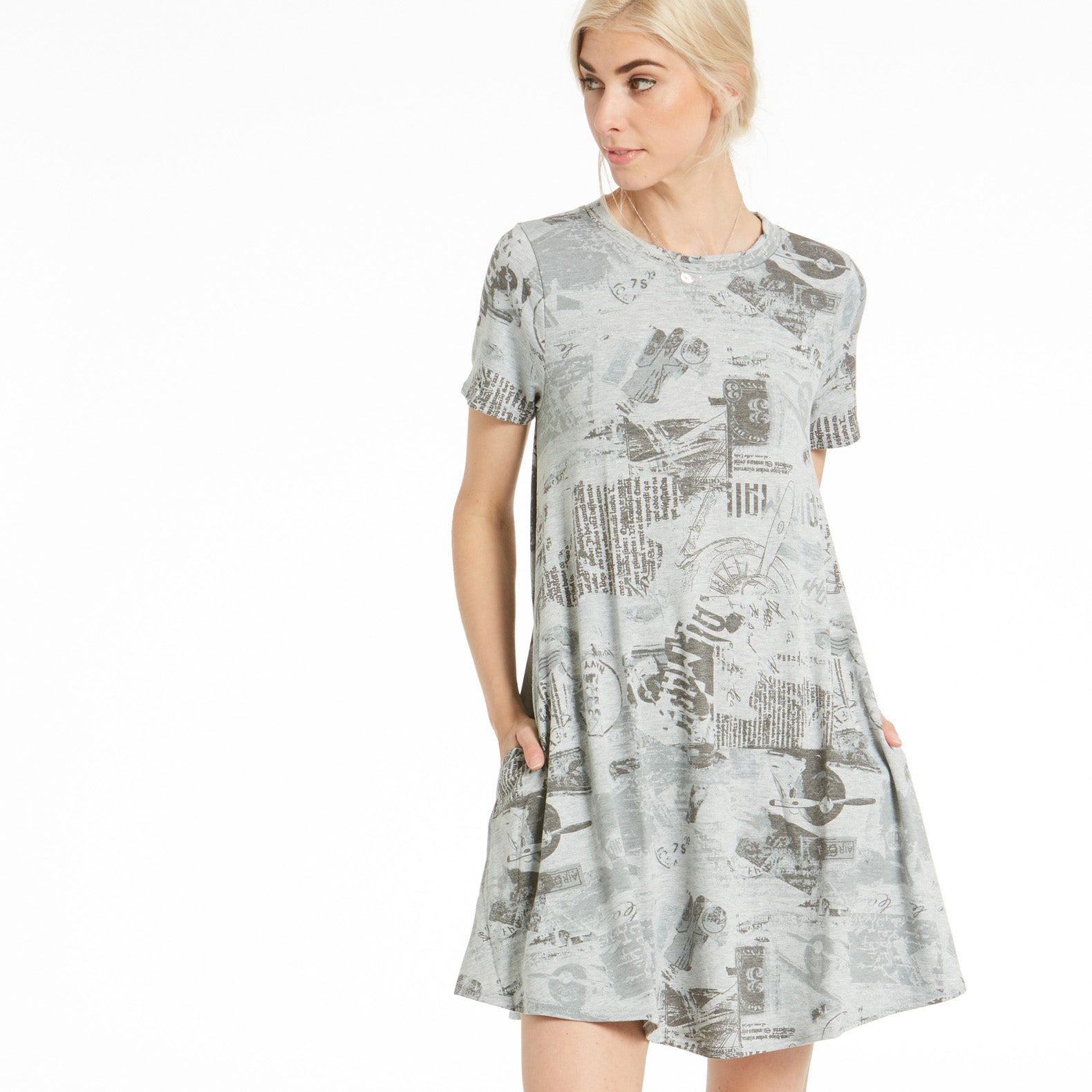 Old World New Discovery Dress