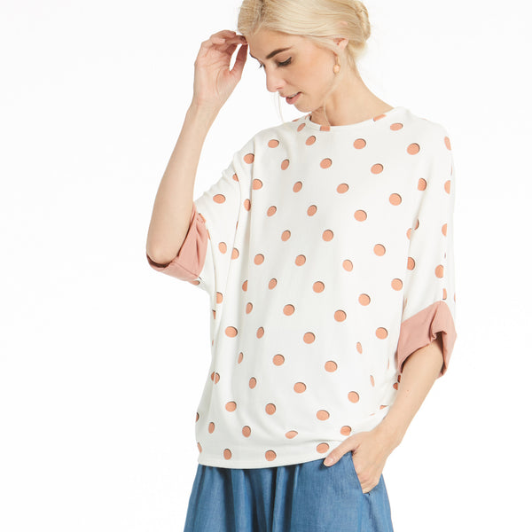 Polka Dot Posie Top