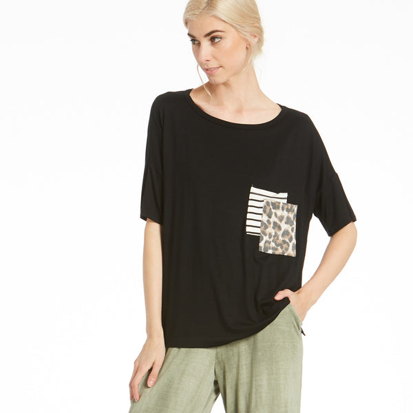 Comfy Desiree Oversize Top