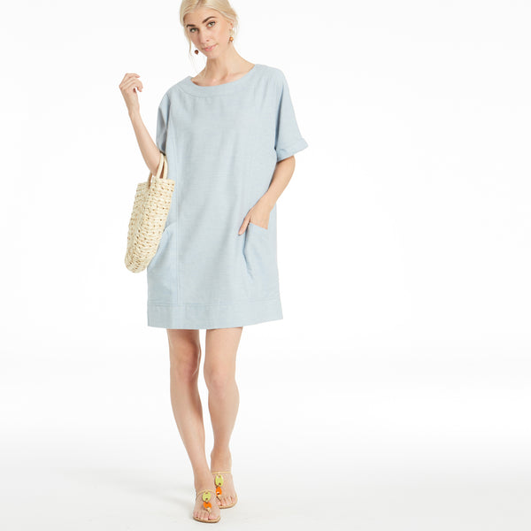 Casual Fridays Shift Dress - Love, Kuza