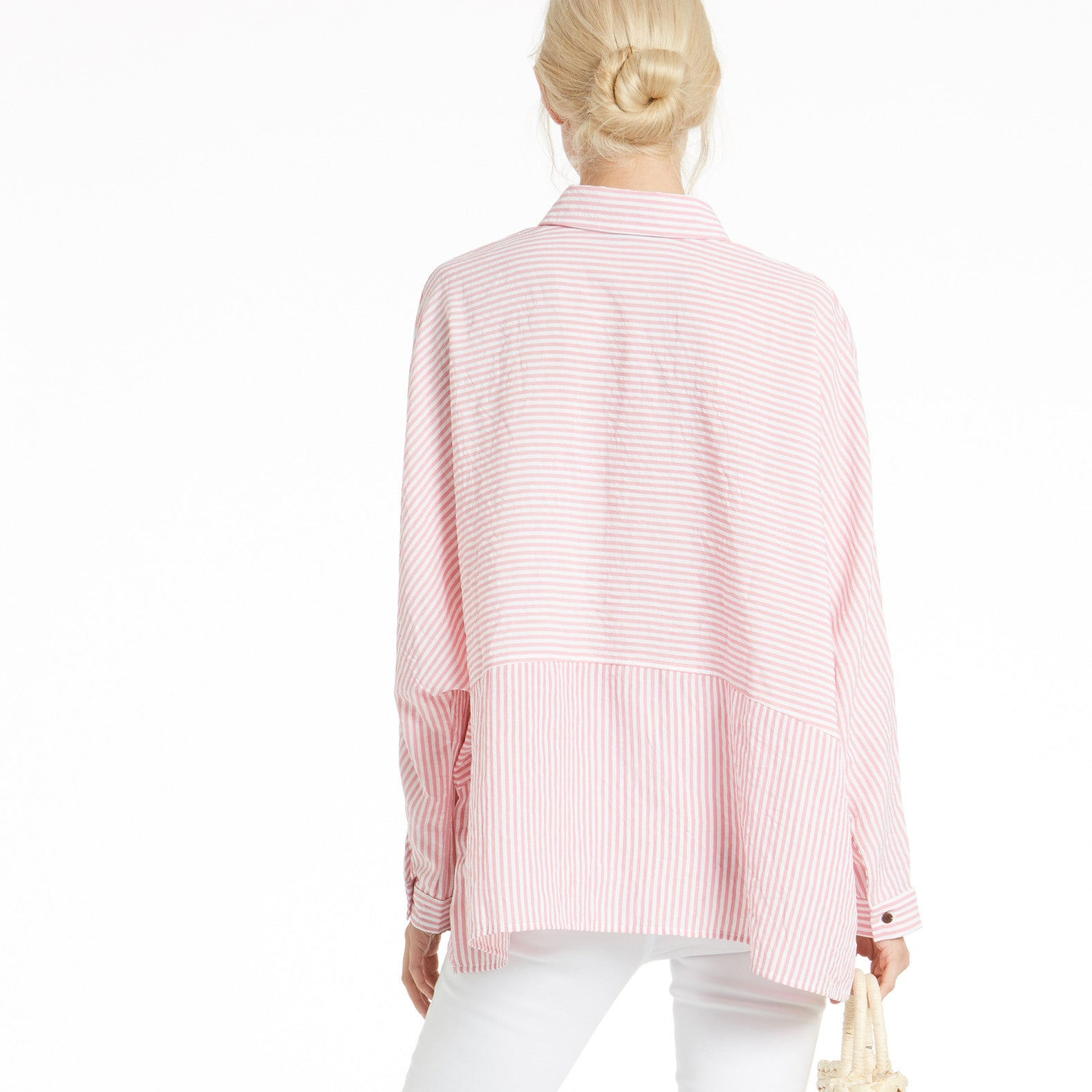 Classic Pin Stripe Shirt - Love, Kuza