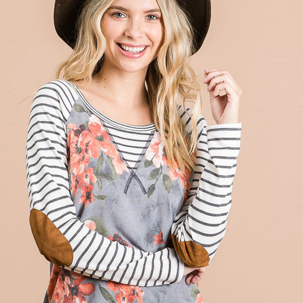 Floral Experience Top