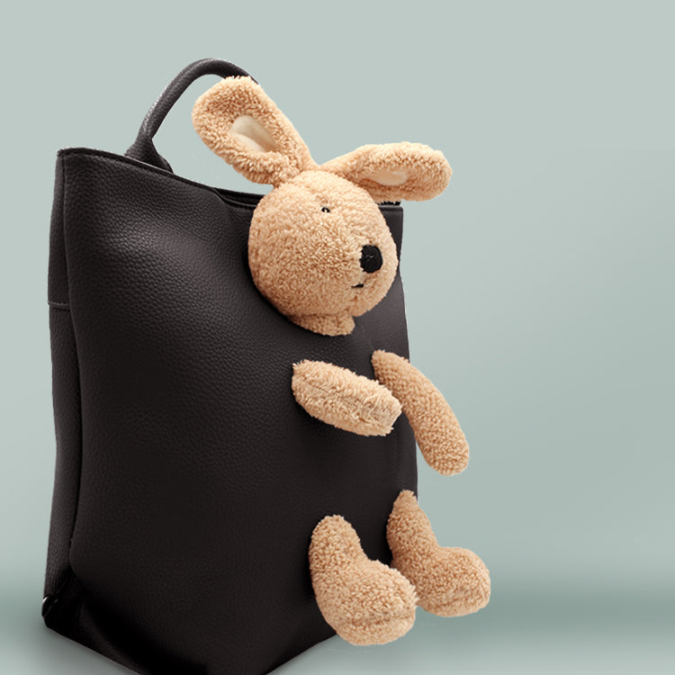 Bunny Pebbled Backpack