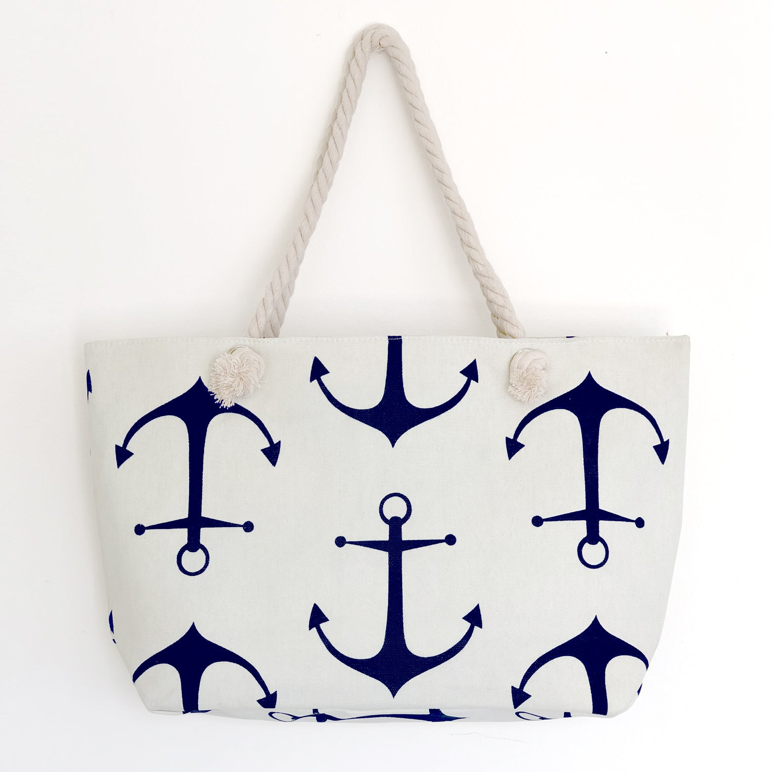 Anchor Canvas Tote Bag