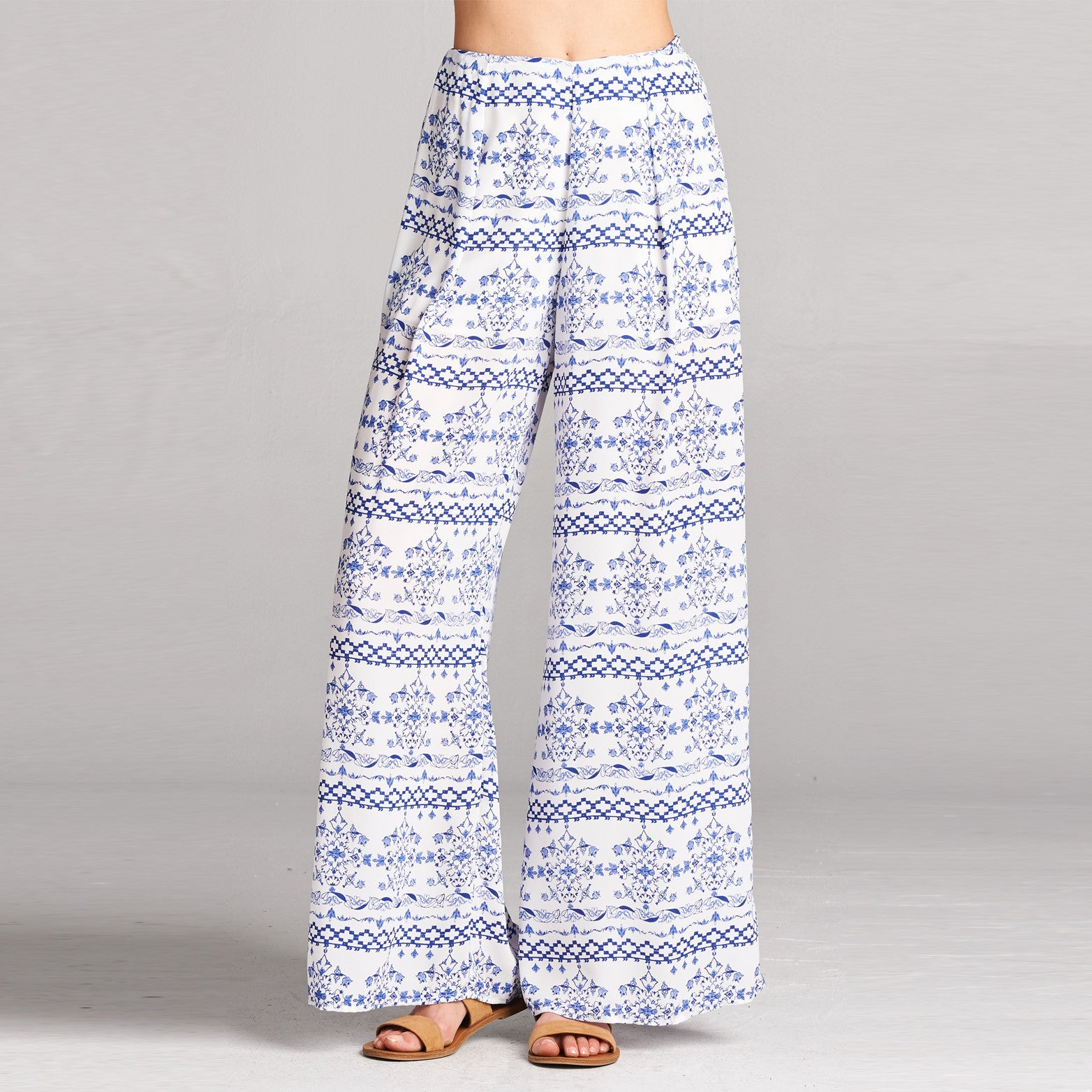 Santorini Wide Leg Pants
