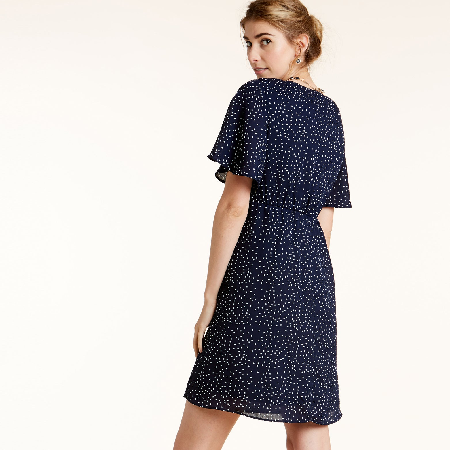 Polka Dot Poppins Dress