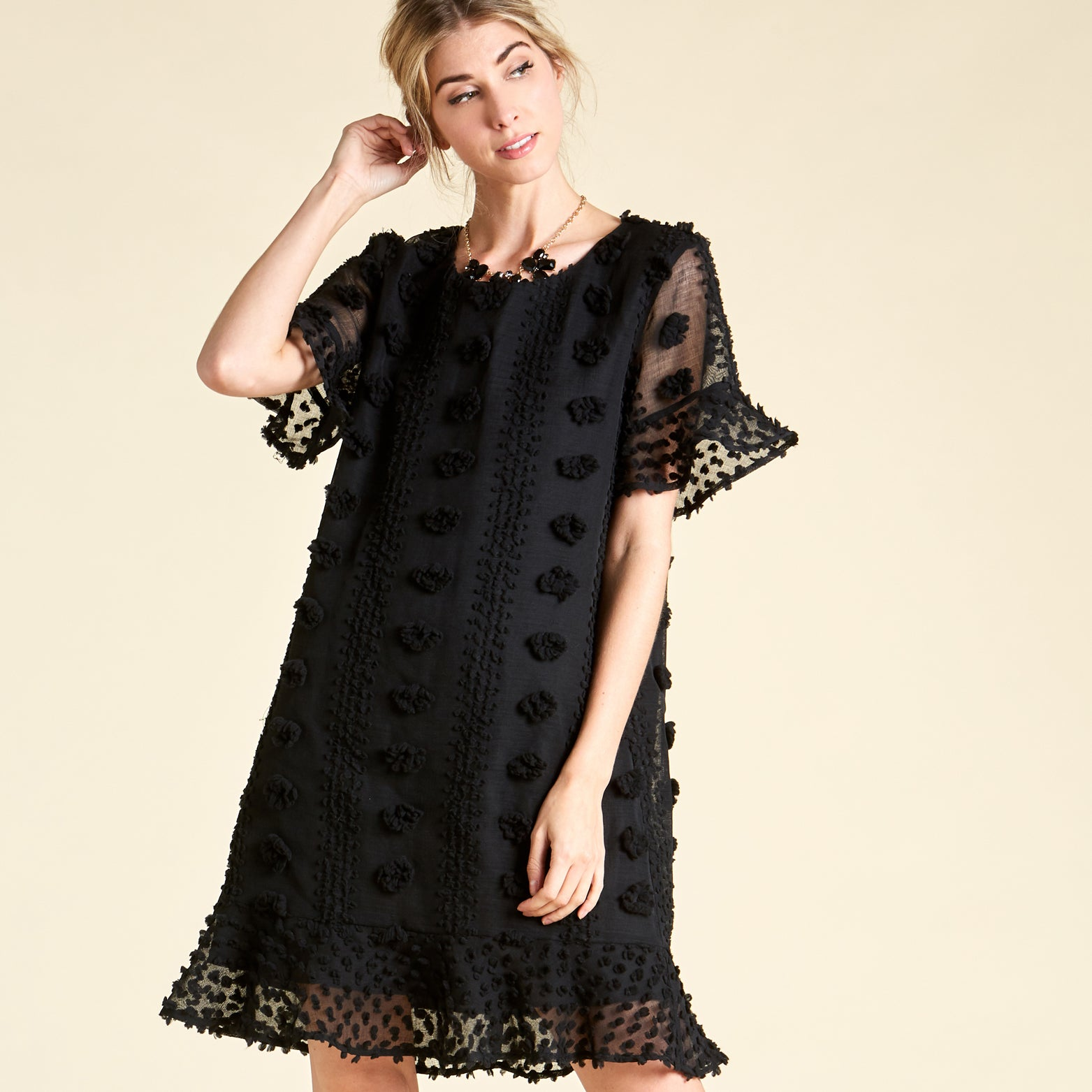 Dahlia Shift Dress