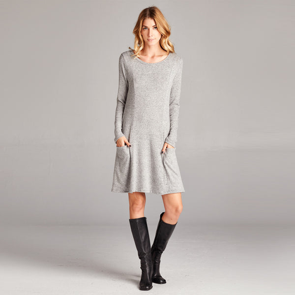 Extra Soft Hacci Dress