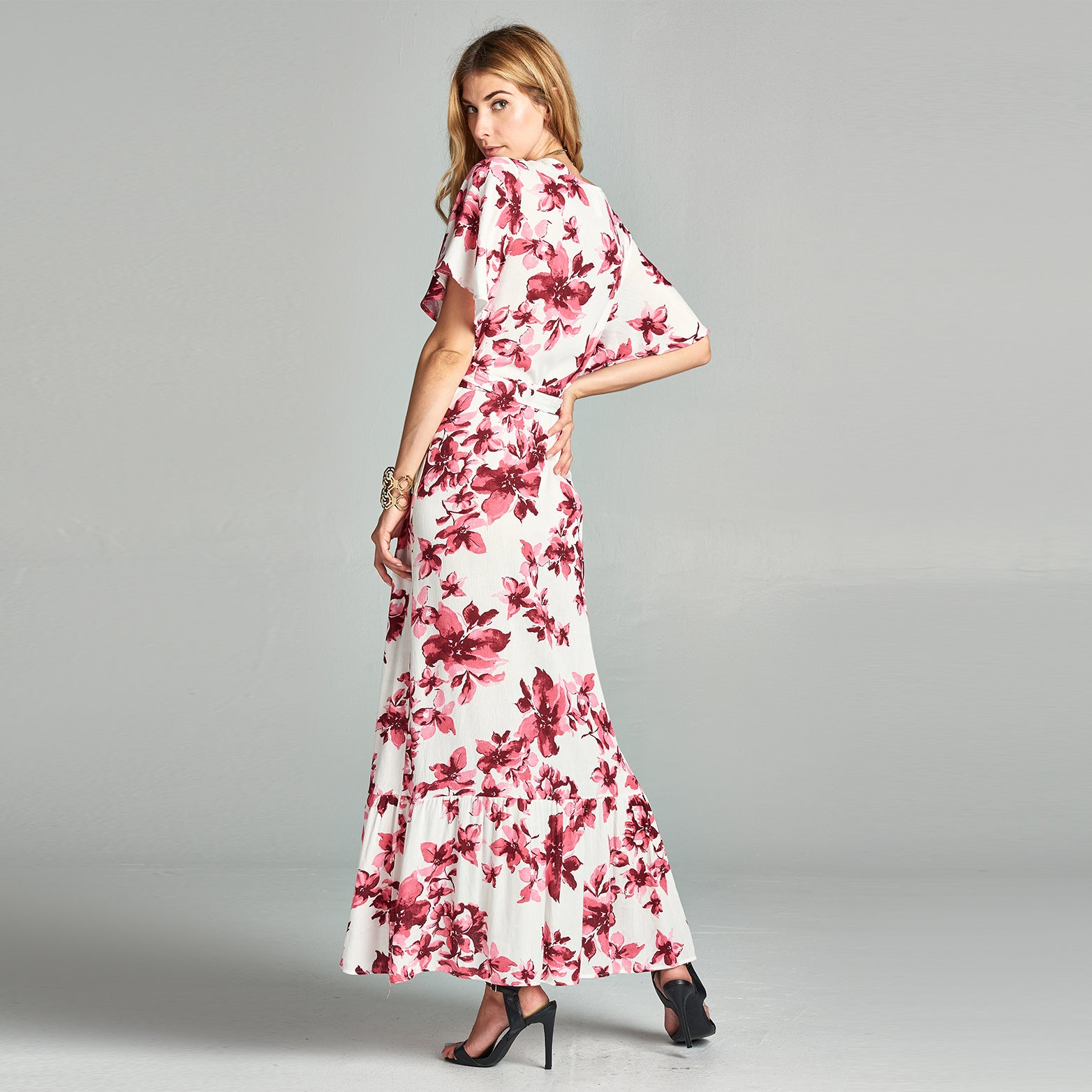 Lily Wrap Around Dress