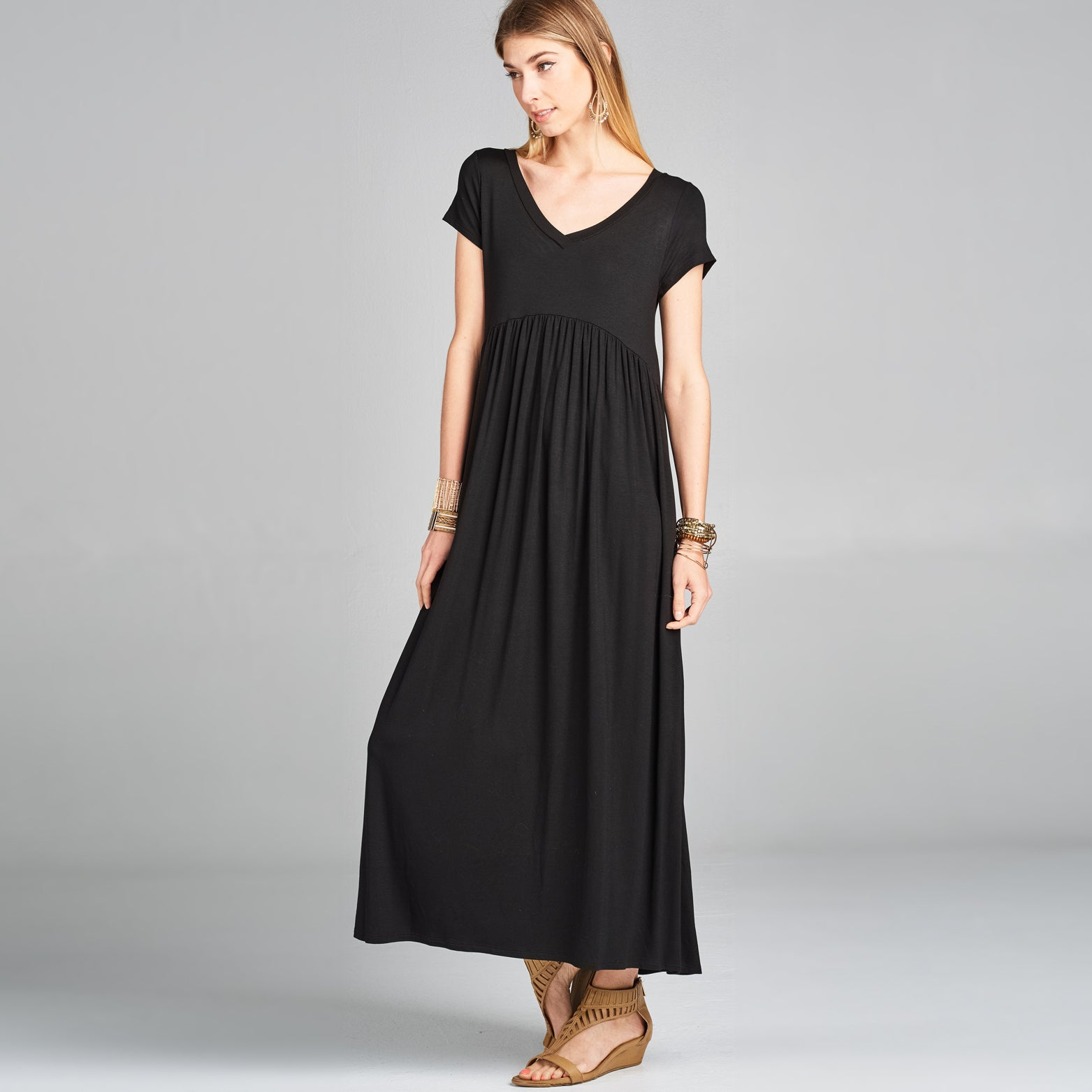 Everyday Relaxed Fit Maxi Dress