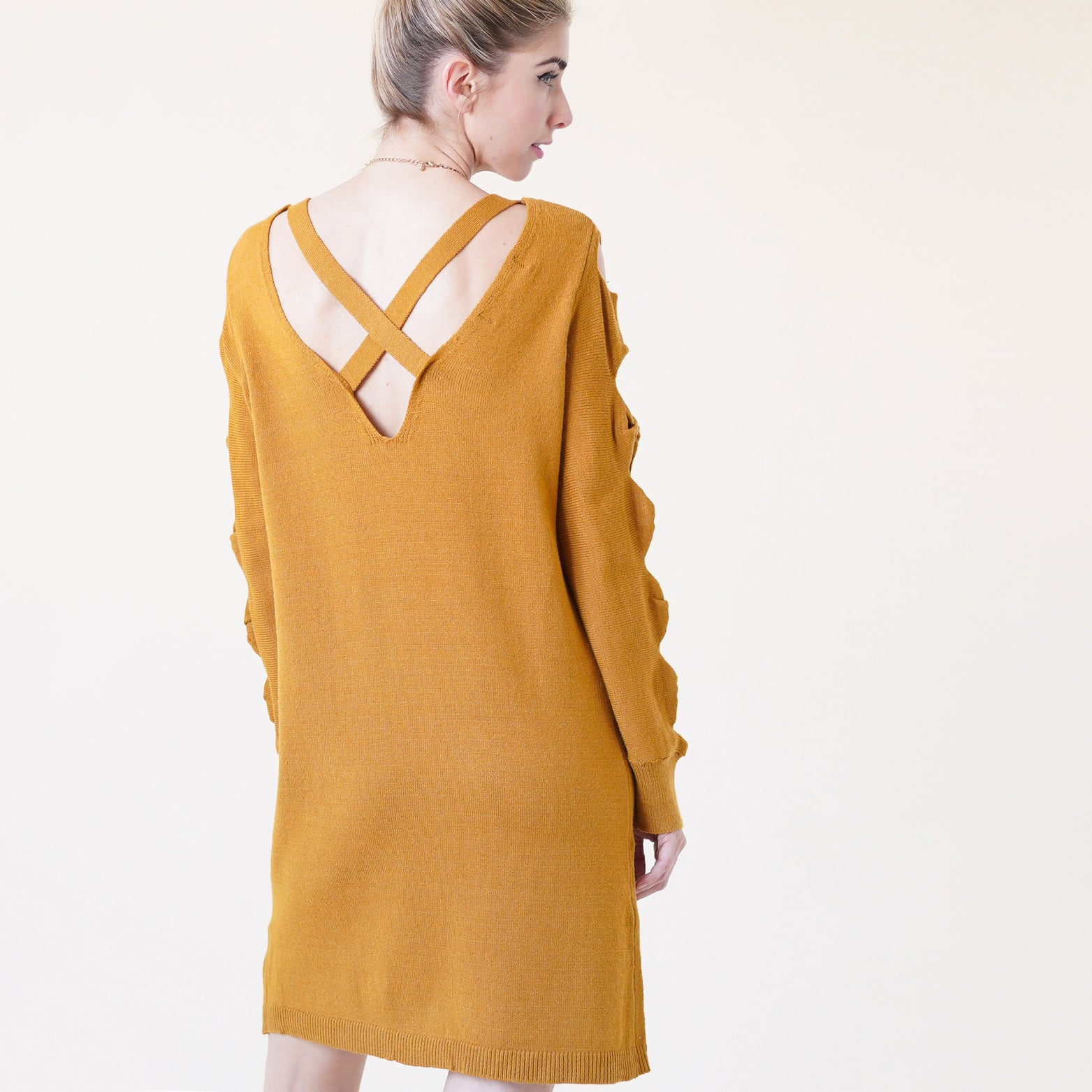 Not Your Classic Sweater Dress