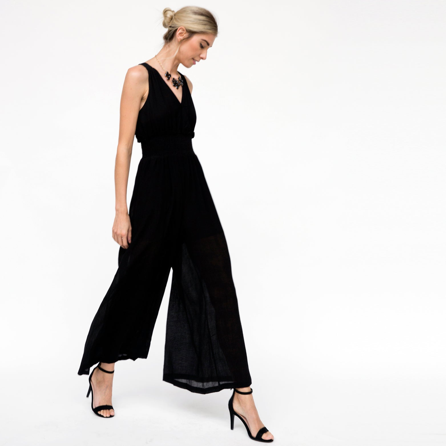Midnight Kiss Jumpsuit