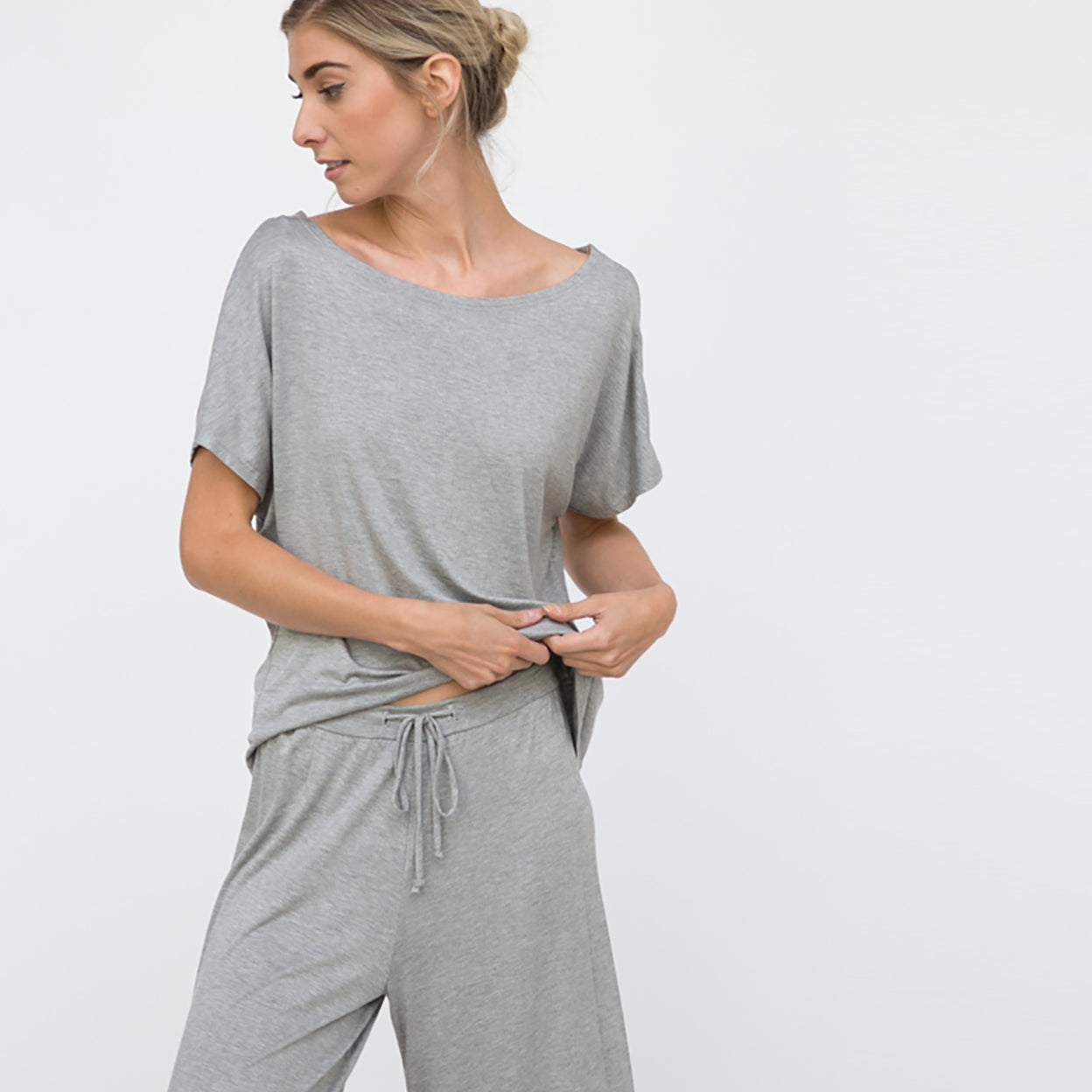 Solid Comfort Lounging Sets