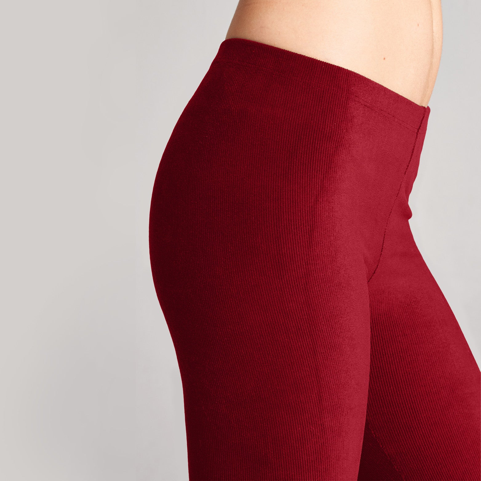 Corduroy Leggings - Love, Kuza
