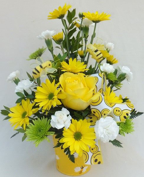 Bumble Bee Bouquet
