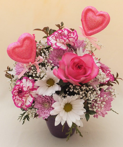 Valentines Day Flowers By Roorbachs Manitowoc Flower Delivery