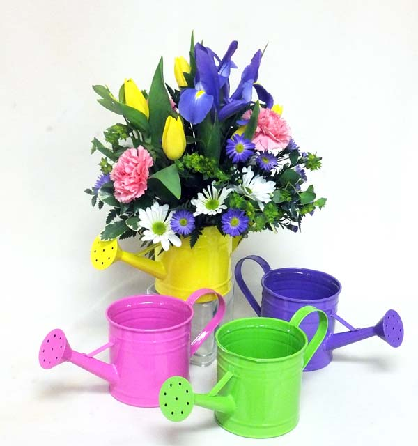 Spring Garden Watering Can