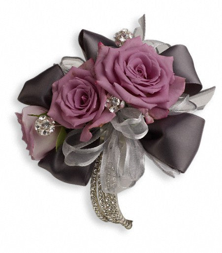 Roses & Ribbons - Corsage and Boutonniere