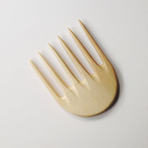 Holly Half Moon Comb