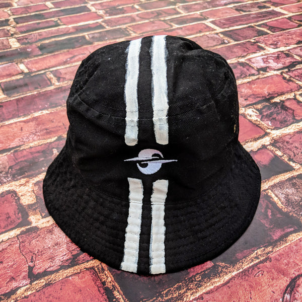 FW19 2-STRIPE BUCKET HAT