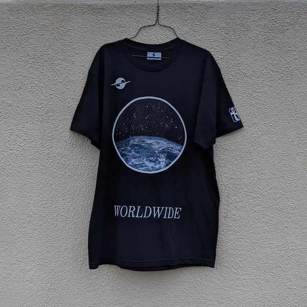 NS21 EARTH PATCH CREWNECK TEE