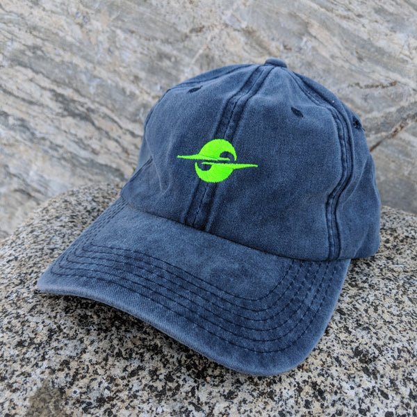 SS19 MINERAL WASHED LOGO CAP