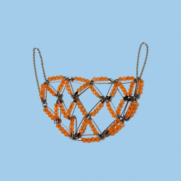 CVD19 CHAINMAIL MASK