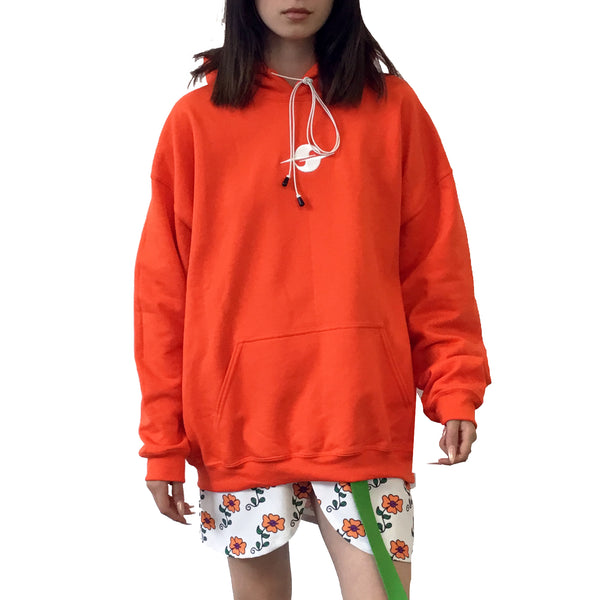 POWER HOODIE - ORANGE 🍊