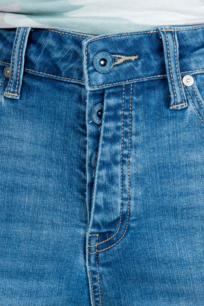 Addison Button Fly Jean