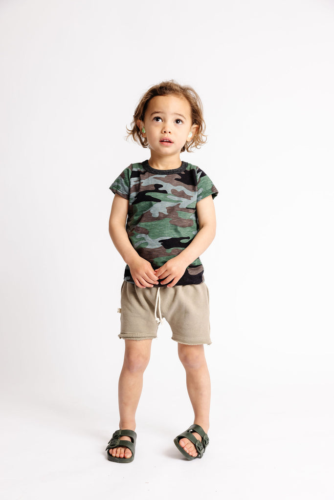 boy shorts - greige