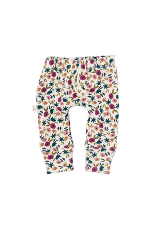 gusset pants in 'fall ditsy floral'
