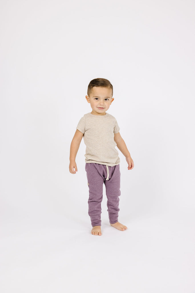 gusset pants - grapevine