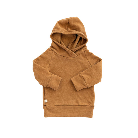 trademark raglan hoodie in 'honey'