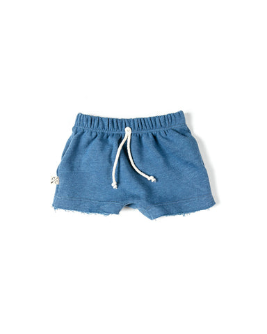 boy shorts - french blue