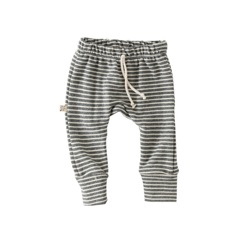 gusset pants in 'heather gray inverse'