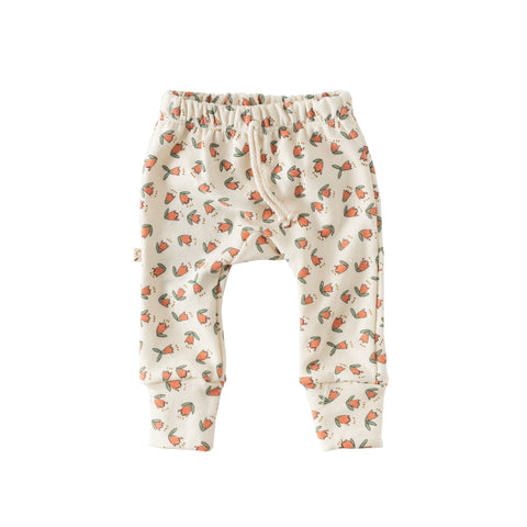 gusset pants in 'sunrise floral'