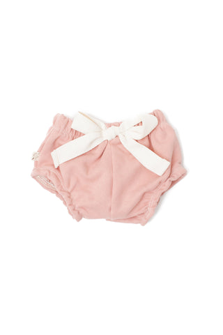 Bloomers in 'clay pink' [size down]