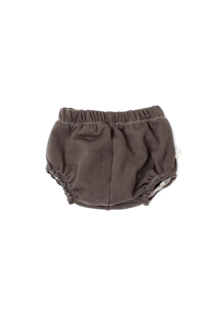 Bloomers in 'faded black' [size down]