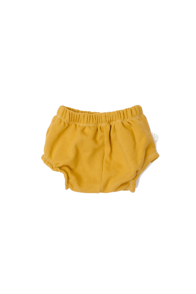 Bloomers in 'mustard' [size down]