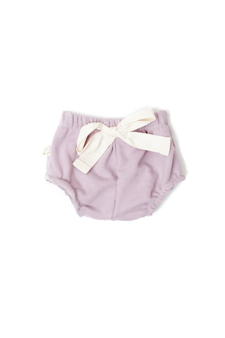 Bloomers in 'lavender gray' [size down]