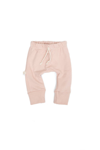 gusset pants in 'blush'