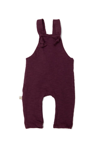 jumper in 'eggplant'