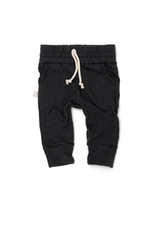 jersey jogger in 'midnight'- NEW