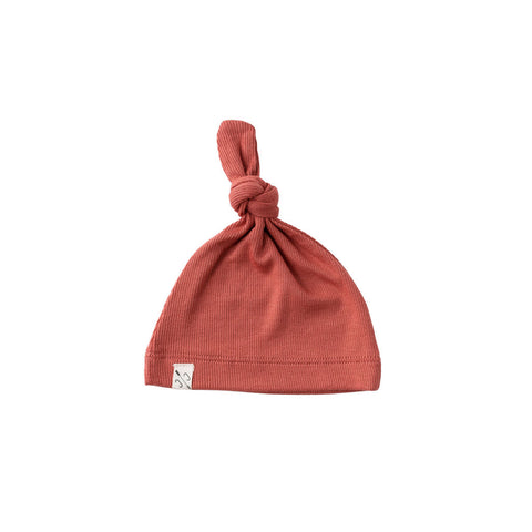 knot hat - adobe [final sale]