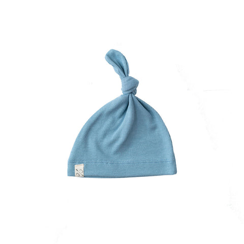 knot hat - carolina blue [final sale]