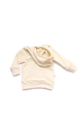1941 trademark raglan hoodie in 'natural'