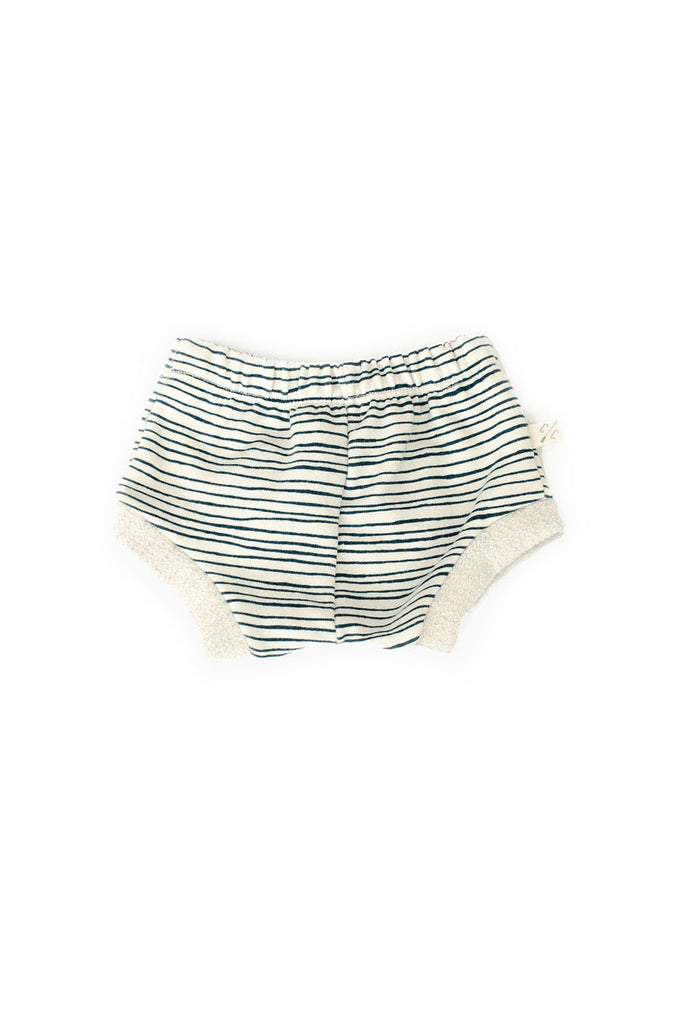 shorties in 'painted stripe'