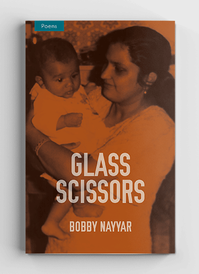 Glass Scissors by Bobby Nayyar