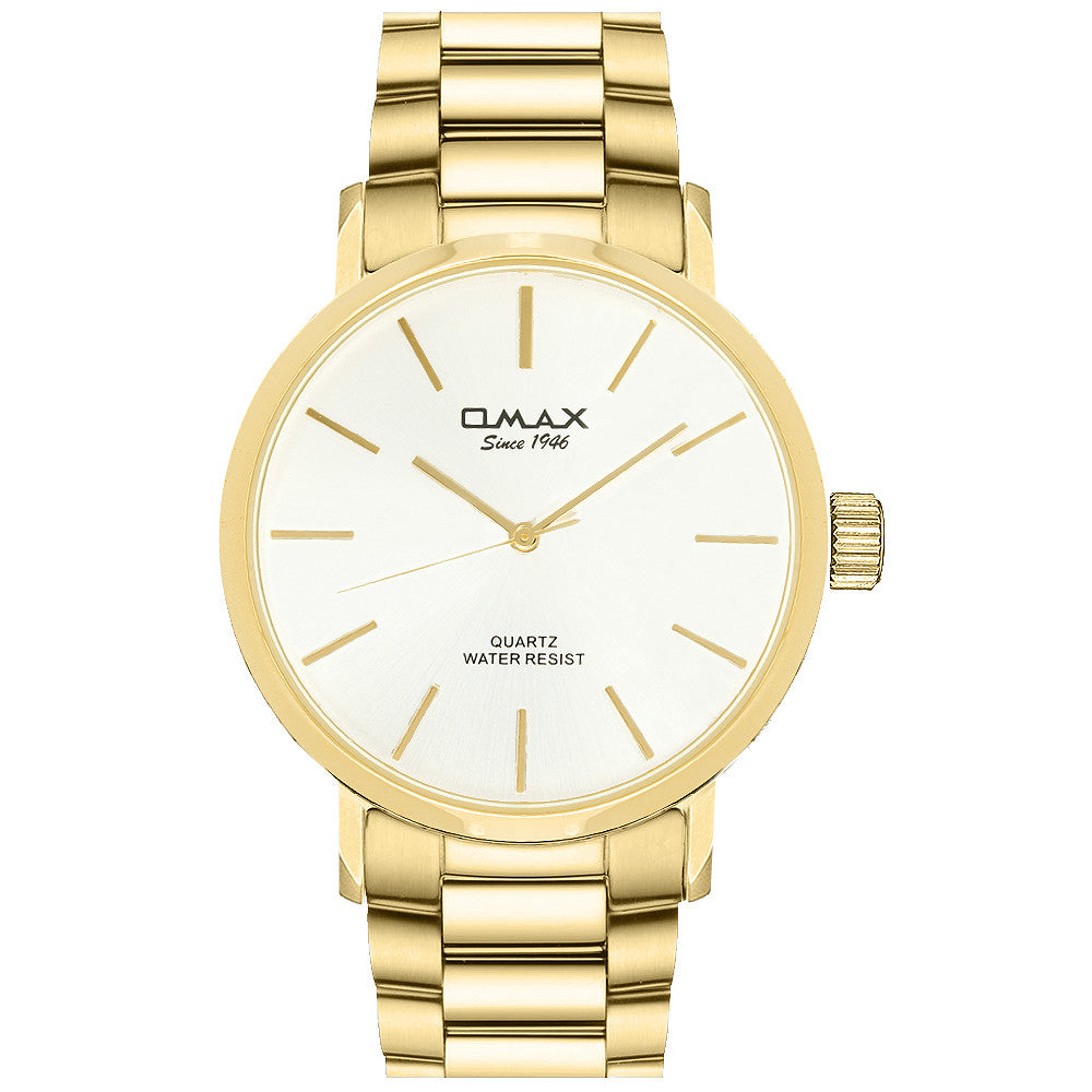 Archie Gold Tone Watch
