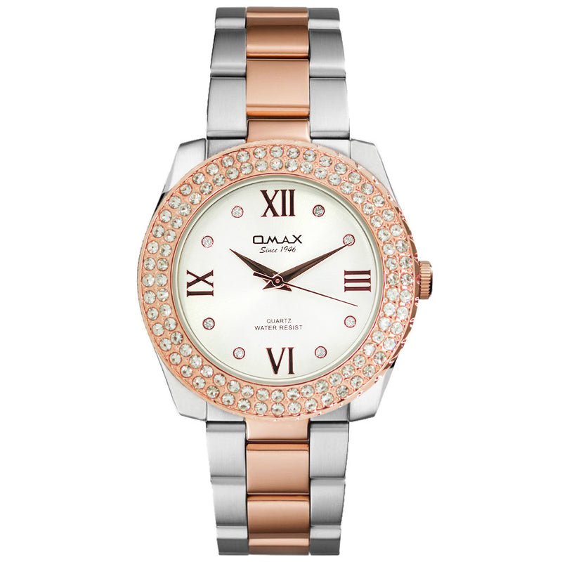 Kiah Dual-Tone Watch